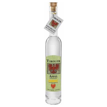 Tiroler Apfelbrand - Adler Etikett
