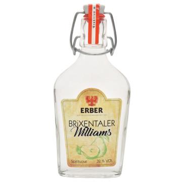 Williamsbirn Spirituose + Destillat Flachmann