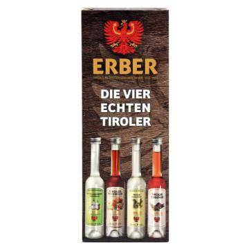 Die vier echten Tiroler
